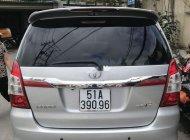 Bán xe cũ Toyota Innova đời 2012, màu bạc giá 377 triệu tại Tp.HCM