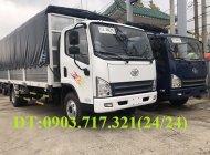 Xe tải Faw 7,3 tấn xe Faw 7T3 thùng dài 6m3 - Xe tải Faw 7T3 máy D4DB giá 595 triệu tại Bình Dương