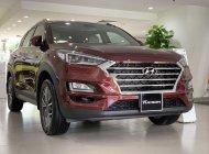 Bán xe Hyundai Tucson đời 2019, màu đỏ, xe nhập   giá 858 triệu tại Tp.HCM