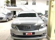 Cần bán lại xe Toyota Fortuner V 4x2 đời 2016, màu bạc giá 840 triệu tại Tp.HCM