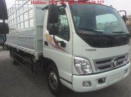 Xe tải thaco Ollin 700A/B/C 7 tấn ga cơ thùng 6m2 giá 170 triệu tại Tây Ninh