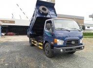 Bán xe ben Hyundai 110s 6.5 tấn thùng 5 khối giá 675 triệu tại Tp.HCM