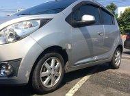 Gia đình bán Chevrolet Spark LT đời 2012, màu bạc, nhập khẩu nguyên chiếc giá 195 triệu tại Đồng Nai