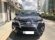 Cần bán lại xe Toyota Fortuner sản xuất 2018, màu đen, số tự động giá 1 tỷ 65 tr tại Tp.HCM