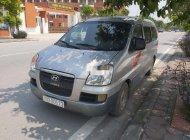 Gia đình bán xe Hyundai Starex năm sản xuất 2009, màu bạc giá 175 triệu tại Hà Nội