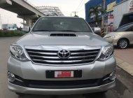 Cần bán Toyota Fortuner 2.5G 4x2 MT đời 2016, màu bạc, số sàn, giá 870tr giá 870 triệu tại Tp.HCM