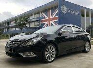Bán Hyundai Sonata đời 2011, màu đen, nhập khẩu, chính chủ giá 465 triệu tại TT - Huế