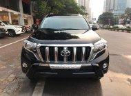 Cần bán lại xe Toyota Land Cruiser Prado đời 2017, màu đen, nhập khẩu chính hãng giá Giá thỏa thuận tại Hà Nội