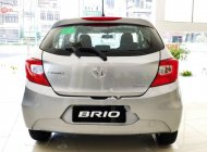 Bán Honda Brio sản xuất năm 2019, màu bạc, nhập khẩu  giá 418 triệu tại Long An