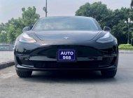 Tesla Model 3 đời 2018, màu đen, nhập khẩu chính hãng giá 3 tỷ 299 tr tại Hà Nội