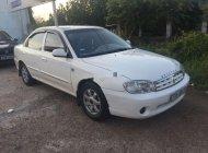 Cần bán gấp Kia Spectra 2003, màu trắng, nhập khẩu nguyên chiếc, chính chủ giá 110 triệu tại Bình Định
