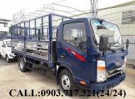 Bán xe tải Jac 1.99t - Jac N200 (xe Jac 1t99 mới 2019) Xe Jac 1T99 cabin vuông máy Isuzu giá 436 triệu tại Tp.HCM