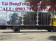 Xe tải DongFeng B180 thùng kín siêu dài 9m7, động cơ Cummin 2 tầng số giá 990 triệu tại Bình Dương