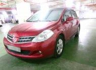 Cần bán Nissan Tiida 1.6 AT đời 2010, màu đỏ, xe nhập, chính chủ  giá 288 triệu tại Tp.HCM