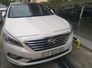 Cần bán Hyundai Sonata đời 2014, màu trắng xe gia đình giá 650 triệu tại Tp.HCM