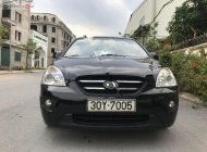 Gia đình nâng đời bán Kia Carens 2010, màu đen số tự động giá 320 triệu tại Hà Nội