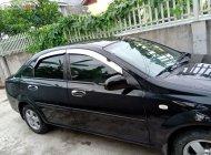 Bán Chevrolet Lacetti sản xuất năm 2010, màu đen, giá 190tr giá 190 triệu tại Hải Dương
