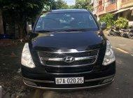 Bán Hyundai Grand Starex đời 2008, màu đen, nhập khẩu, 9 chỗ máy dầu giá 490 triệu tại Tp.HCM