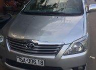 Bán Toyota Innova MT đời 2012, màu bạc, giá chỉ 445 triệu giá 445 triệu tại Phú Yên