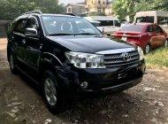 Bán Toyota Fortuner đời 2010, màu đen chính chủ giá 575 triệu tại Hà Nội