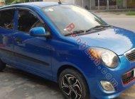 Cần bán lại xe Kia Morning năm sản xuất 2011, màu xanh lam, số sàn giá 140 triệu tại Hải Phòng
