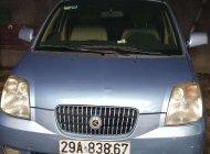 Bán Kia Morning đời 2004, màu xanh lam, nhập khẩu giá 130 triệu tại Hà Nội