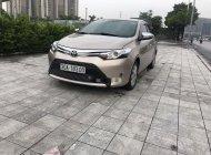 Bán xe Toyota Vios sản xuất 2014, màu vàng chính chủ giá 450 triệu tại Hà Nội