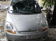 Gia đình bán Chevrolet Spark sản xuất năm 2009, màu bạc, nhập khẩu giá 110 triệu tại Hà Nội