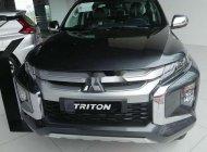 Bán Mitsubishi Triton đời 2019, màu xám, xe nhập, khuyến mãi siêu khủng giá 556 triệu tại Tuyên Quang