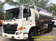 Xe bồn Hino FL 20 khối chở xăng dầu giá rẻ TPHCM giá 1 tỷ 640 tr tại Tp.HCM
