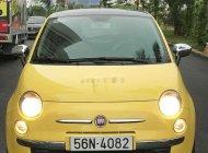 Bán Fiat 500 đời 2009, màu vàng, xe nhập số tự động, giá tốt giá 418 triệu tại Tp.HCM