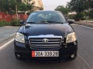Cần bán Daewoo Gentra đời 2008, màu đen, số sàn  giá 148 triệu tại Hà Nội