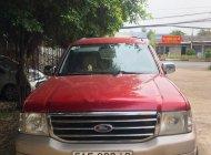 Cần bán xe Ford Everest 2005, màu đỏ, nhập khẩu nguyên chiếc còn mới giá 260 triệu tại Tp.HCM