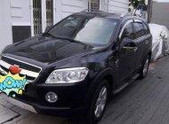 Bán ô tô Chevrolet Captiva sản xuất 2008, màu đen số sàn, giá tốt giá 260 triệu tại Tp.HCM