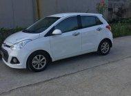 Bán Hyundai Grand i10 sản xuất năm 2015, màu trắng, nhập khẩu nguyên chiếc như mới giá 289 triệu tại Thanh Hóa