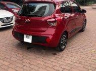 Bán Hyundai Grand i10 2018, màu đỏ đẹp như mới giá 409 triệu tại Hà Nội