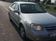Cần bán gấp Daewoo Lacetti đời 2008, màu bạc xe gia đình, giá tốt giá 145 triệu tại Thái Bình