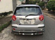 Cần bán Chevrolet Spark sản xuất năm 2011, màu bạc số tự động, giá 183tr giá 183 triệu tại Tp.HCM