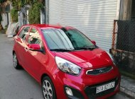 Cần bán xe Kia Morning sản xuất năm 2014, màu đỏ giá 289 triệu tại Đồng Nai