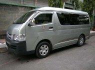 Bán Toyota Hiace 2010, màu bạc, nhập khẩu số sàn, giá tốt giá 295 triệu tại Đồng Nai
