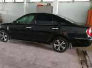 Bán xe Toyota Camry đời 2003, màu đen, nhập khẩu nguyên chiếc chính chủ giá 300 triệu tại Tp.HCM