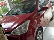 Cần bán lại xe Hyundai Grand i10 đời 2015, màu đỏ, nhập khẩu xe gia đình, 300tr giá 300 triệu tại Tp.HCM
