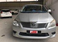Cần bán gấp Toyota Innova E đời 2013, màu bạc, số sàn giá 530 triệu tại Tp.HCM