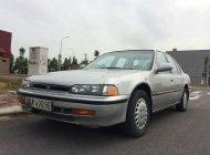 Bán xe Honda Accord MT sản xuất năm 1993, màu bạc, nhập khẩu nguyên chiếc giá 65 triệu tại Hà Nội