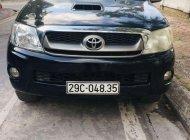 Cần bán lại xe Toyota Hilux đời 2011, màu đen, nhập khẩu nguyên chiếc giá 400 triệu tại Hà Nội