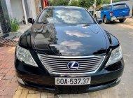 Bán Lexus LS 460L sản xuất 2008, màu đen, nhập khẩu, số tự động giá 1 tỷ 100 tr tại Đồng Nai