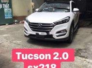 Cần bán lại xe Hyundai Tucson 2.0 sx 2018, màu trắng, nhập khẩu nguyên chiếc giá 818 triệu tại Thanh Hóa