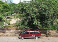 Bán Toyota Previa đời 1990, màu đỏ, nhập khẩu nguyên chiếc chính hãng giá 95 triệu tại Tp.HCM