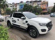 Bán Ford Ranger 2.0 BI-TUBO đời 2018, màu trắng siêu lướt giá 850 triệu tại Hà Nội
