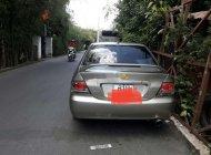 Cần bán lại xe Mitsubishi Galant AT năm 2003, màu xám, nhập khẩu nguyên chiếc giá 175 triệu tại Bình Dương